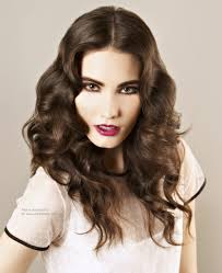 long hair vintage hairstyles finger waves wave hairstyles and