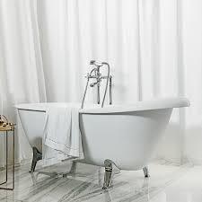 agora free standing bath tap set streamline products