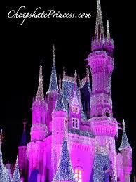 cinderella castle at christmas photos and trivia disney u0027s