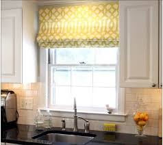 kitchen intriguing kitchen curtain ideas with blinds how to