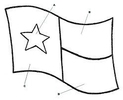 texas flag coloring online super coloring symbol with texas flag