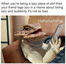 Bad Friend Meme - dopl3r com memes when youre being a lazy piece of shit then