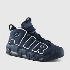 Nike Basketball Shoes nike s air more uptempo obsidian