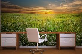 wallpaper for home interiors office wallpaper interior design photo design wall
