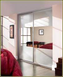 Stanley Mirrored Closet Doors Stanley Mirrored Sliding Closet Doors Home Design Ideas