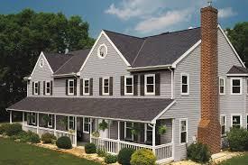 exterior design traditional exterior home design with gaf