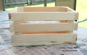 my life homemade diy doggie toy box