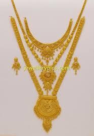 gold haram sets mini haram designs bridal set steps wise gold necklace 1 jpg