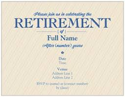 retirement invitations retirement party invitations vistaprint