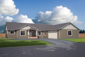 Ranch Rambler by Rambler Home Plans True Built Home Pacific Northwest Custom