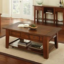 oak sofa tables steve silver liberty rectangle oak wood coffee table hayneedle