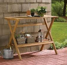 elegant garden work table potting bench work table flowers garden