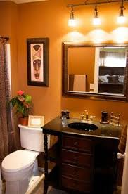 Crayola Bathroom Decor Bathroom U003c3 Only Going A Little Lighter Orange U0026 Brown Together