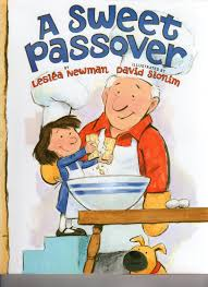 two passover picture books by lesléa newman sandra bornstein