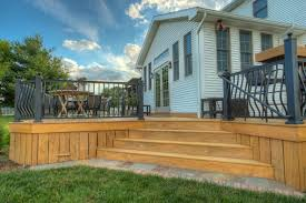 Backyard Decks Images by Unfinished Ipe Backyard Deck In York Pa Stump U0027s Decks U0026 Porches