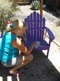 mom knows best how to easily restore patio furniture to look