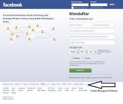 buat akun google facebook cara mendaftar membuat akun facebook twitter dan google plus g