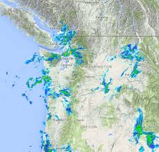 Map Of Western Washington Cliff Mass Weather And Climate Blog Lowland Snow Over Western