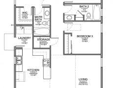1600 Square Foot Floor Plans Floor Plans Under 1600 Square Feet Home Pattern