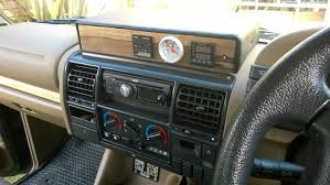 old land rover discovery interior land rover discovery 1 diy dash console youtube