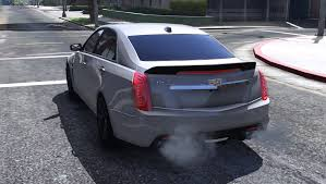 pics of cadillac cts v 2016 cadillac cts v add on replace gta5 mods com