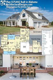 plan 51762hz budget friendly modern farmhouse with bonus