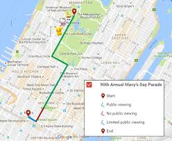 macy s thanksgiving day parade 2016 best viewing spot enblow