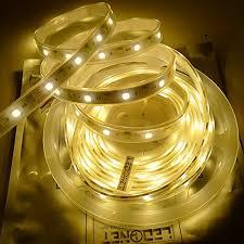 ip67 led strip lights ledenet led adjustable strip light 2800k 7000k 5m glowy