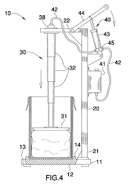 Household Trash Compactor Patent Us6959643 Hydraulic Trash Compactor Google Patents