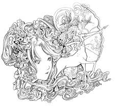 difficult coloring pages sagitarius difficult coloring pages of zodiac signs u003e if you