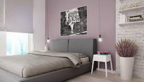 light purple accent wall 24 comfortable bedrooms with an interesting accent wall detailed