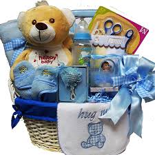 cool gift baskets baby gift basket teddy special delivery cool christening gifts