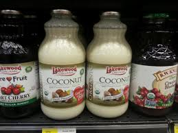 all the coconut products you can buy at whole foods
