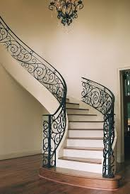 Contemporary Stair Parts by 46 Best Custom Wrought Iron Gallery Images On Pinterest Wrought