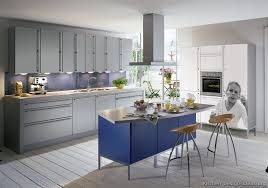 gray kitchen cabinets blue island photo on the cabinet door how cool modern kitchen design