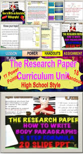 writing a process paper 37 best writing images on pinterest teaching writing teaching research paper curriculum unit