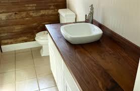 Walnut Bathroom Vanity by Diy Faux Stone Bathroom Vanities Luxury Bathroom Design