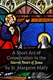 Most Pure Heart Of Mary Catholic Church Entrust Yourself To The Sacred Heart Of Jesus With This Act Of