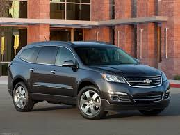 2016 Chevy Traverse 7 Or 8 Seater Crossover Heavy And Powerful