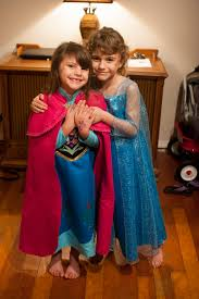 elsa halloween costume girls frozen u0027 u2013 elsa u0026 anna halloween costumes u2013 fearless makers