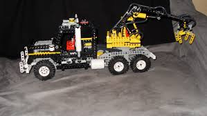 lego technic truck features explanation and working movie of lego technic 8868 air
