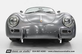 porsche speedster kit car 1957 porsche 356 widebody classic car studio