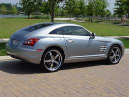 beautiful custom rims wheels on 2004 crossfire crossfireforum
