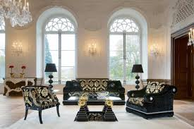 Black And Gold Living Room Decor by Black And White And Gold Living Room Decor Home Combo