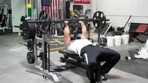 elitefts com swiss bar tricep extensions youtube