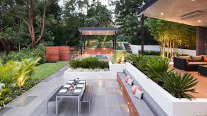 modern patio 15 contemporary backyard patio designs home design lover