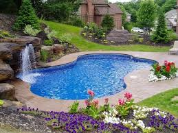 Natural Backyard Pools by 1515 Best Awesome Inground Pool Designs Images On Pinterest