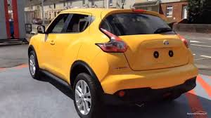 nissan yellow nissan juke n connecta dig t yellow 2016 youtube