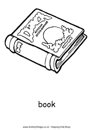 books colouring pages funycoloring