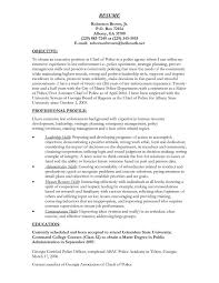 Public Administration Resume Sample by Best 25 Police Officer Resume Ideas On Pinterest Commonly Asked